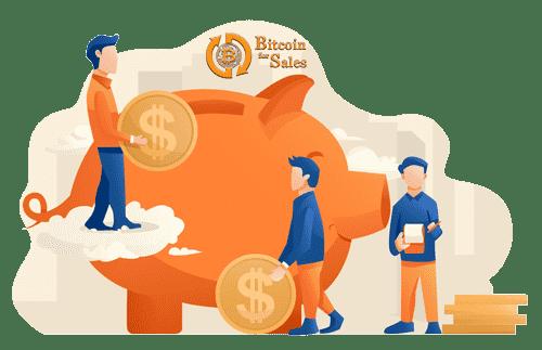 سرمایه گذاری در بیتکوین